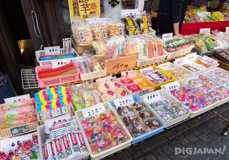 菓子屋橫丁店鋪