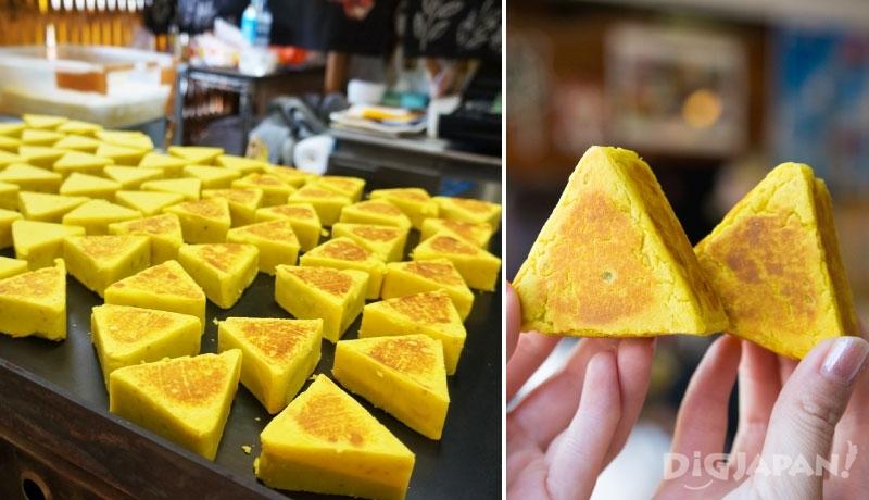 翠扇亭芋太郎的烤三角番薯