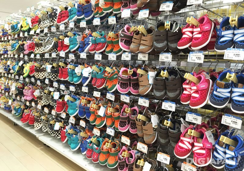 アカチャンホンポ(嬰兒本舖)_童鞋