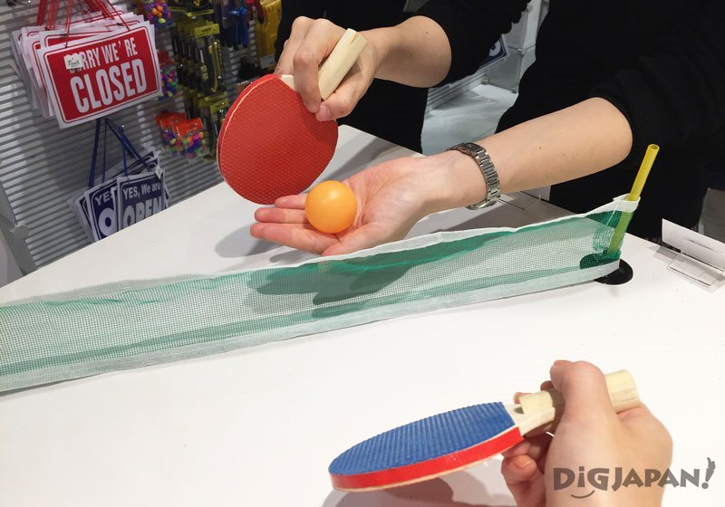 Mini table tennis set from ASOKO