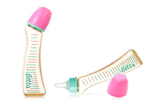 外国人に人気のベビー用品10選_2. Doctor Betta奶瓶