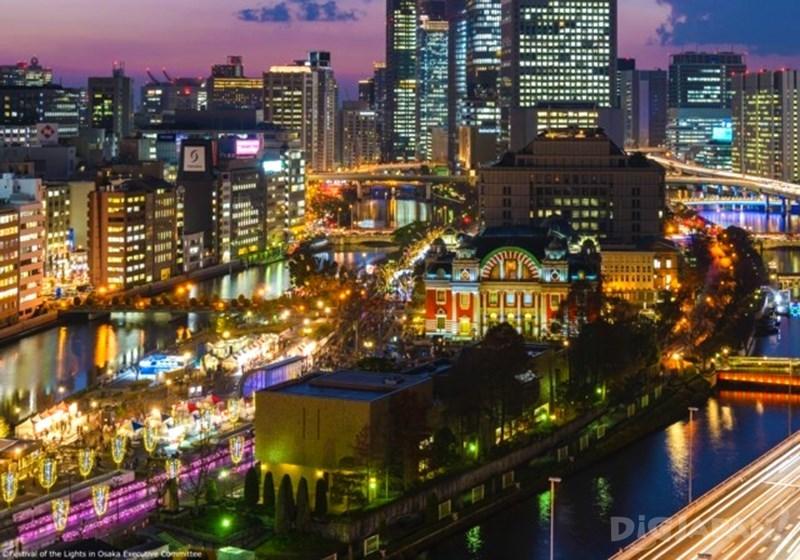 오사카 빛의 르네상스 2016-1
