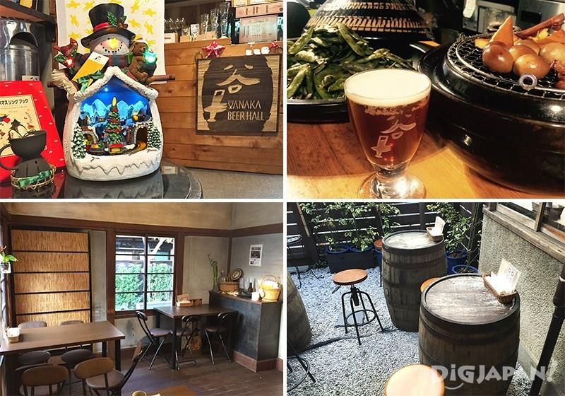Yanaka Beer Hall3