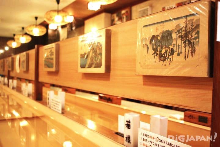 ภาพพิมพ์แกะไม้ญี่ปุ่นของศิลปินชื่อดัง