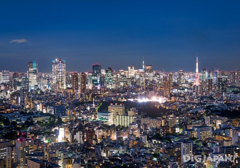 도쿄 무료 관광지 - 도쿄 에비스 가든 플레이스 스카이라운지 무료 야경 전망대_3
