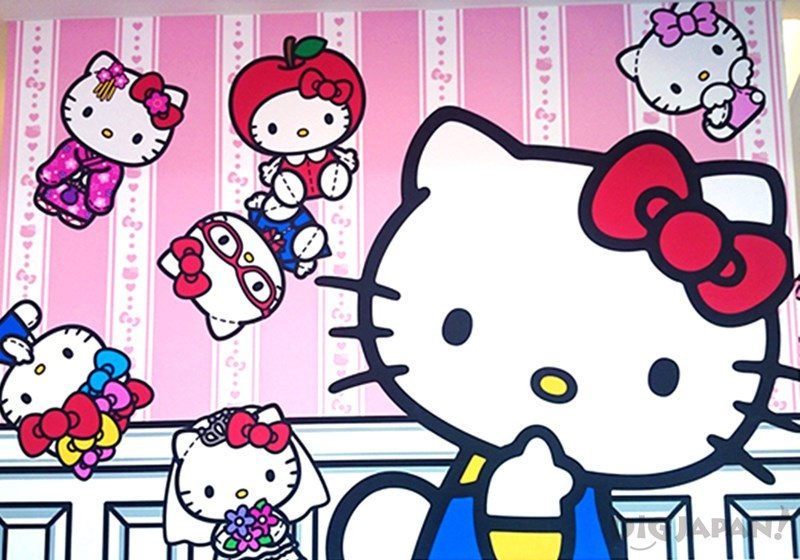 Hello Kitty Shop1