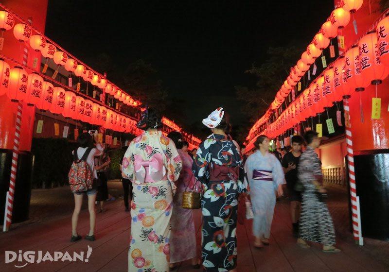 The Motomiya Festival at Fushimi Inari Taisha Shrine_1
