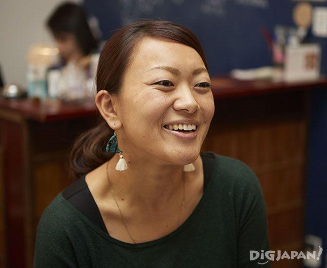 Yuki Nakao at IRORI
