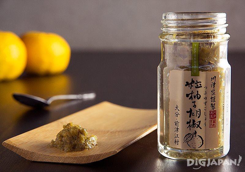 柚子胡椒醬