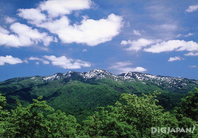 Tochio in Niigata Prefecture