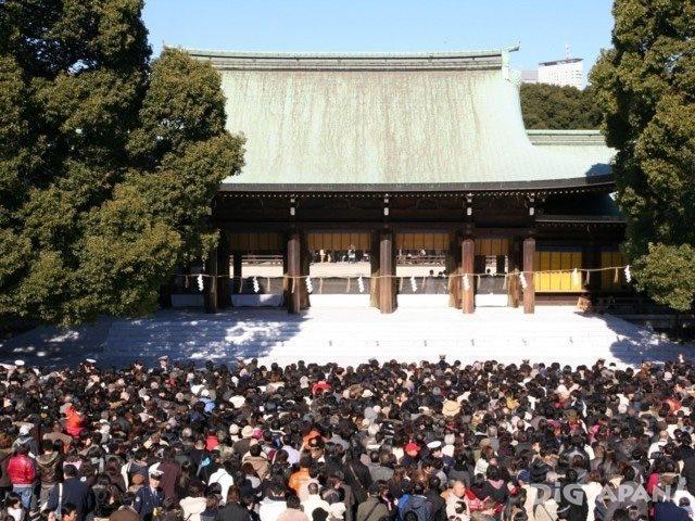 東京都:明治神宮1