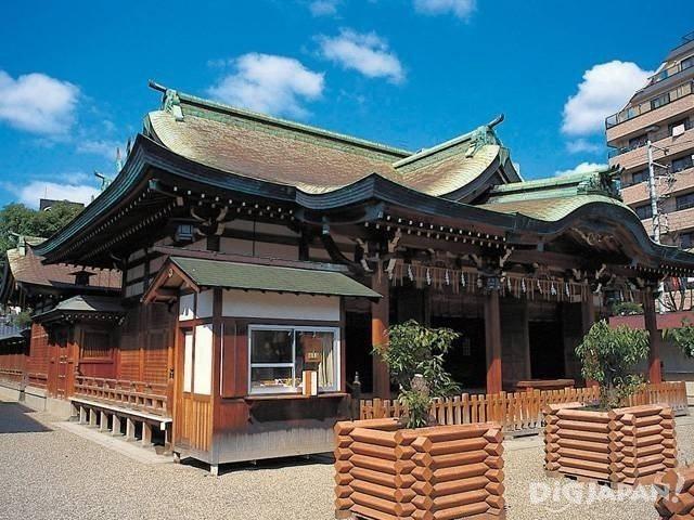 大阪府今宫戎神社