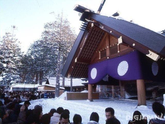 北海道北海道神宫1