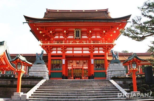 4. 京都府 伏見稻荷神社1