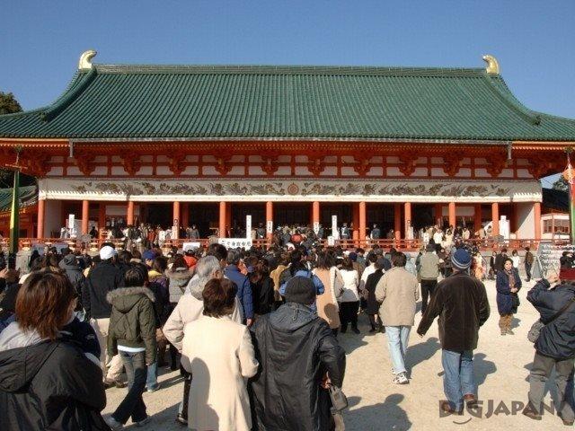 5. 京都平安神社2