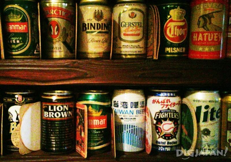ミロンガ・ヌオーバ (MILONGA NUEVA)-各國啤酒