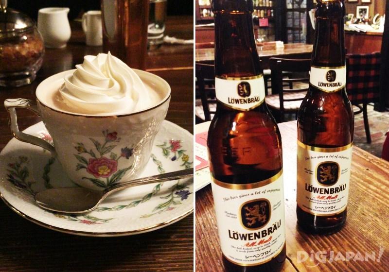 ミロンガ・ヌオーバ (MILONGA NUEVA)-咖啡和啤酒