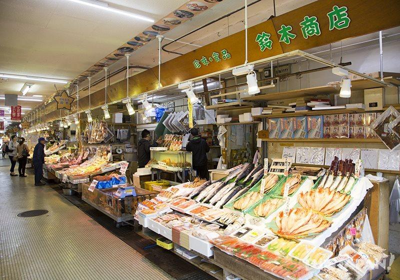 Hakodate Morning Market 1