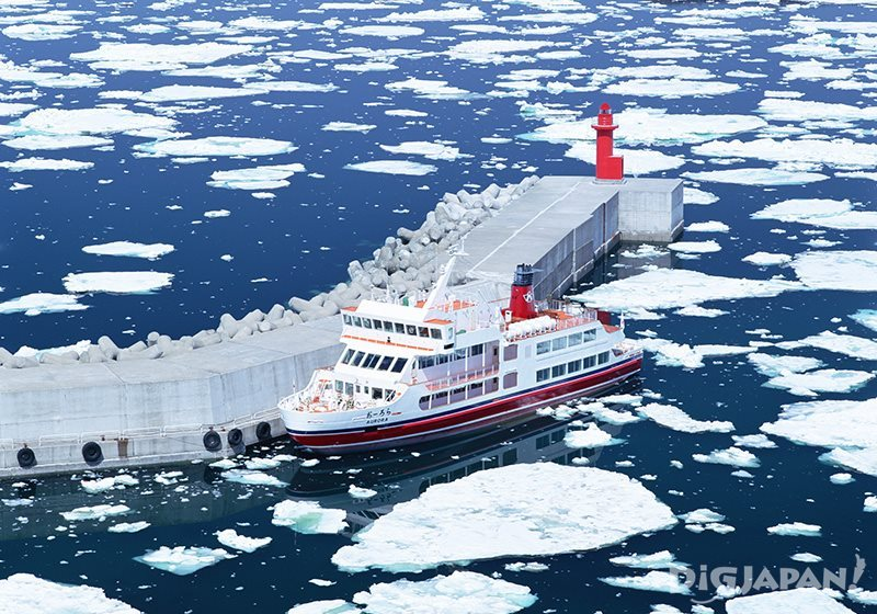 Yearly popular drift ice cruises