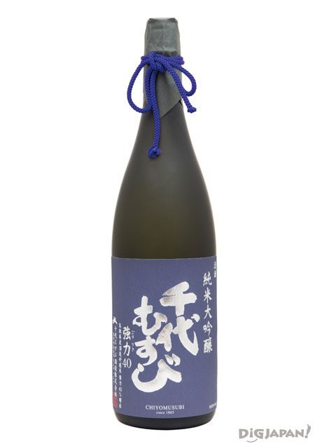 千代结纯米大吟醸强力40
