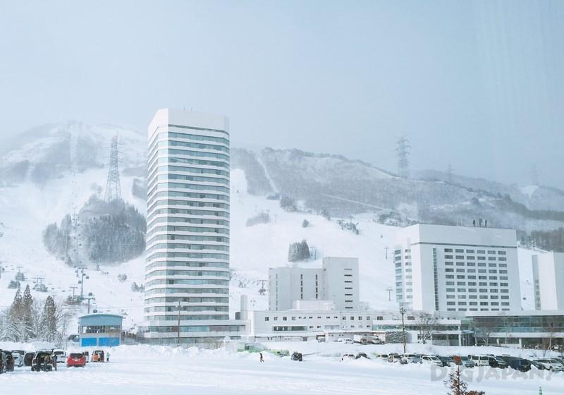滑雪度假中心