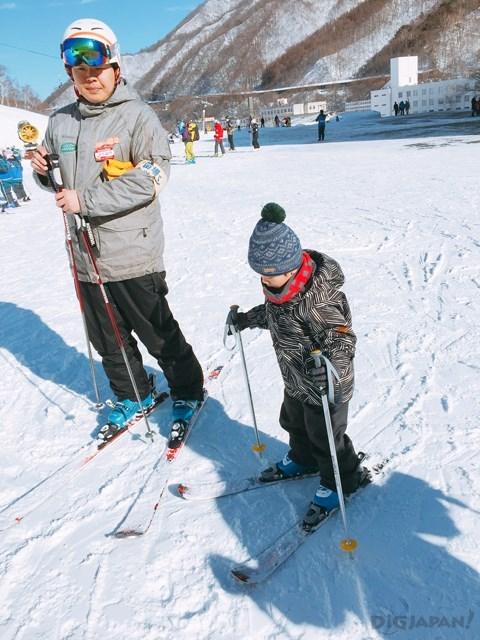 滑雪教練教學
