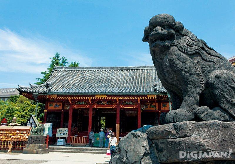 Asakusa-jinja Shrine