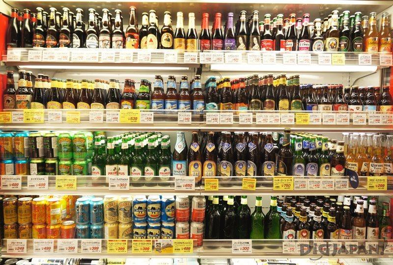 成城石井啤酒