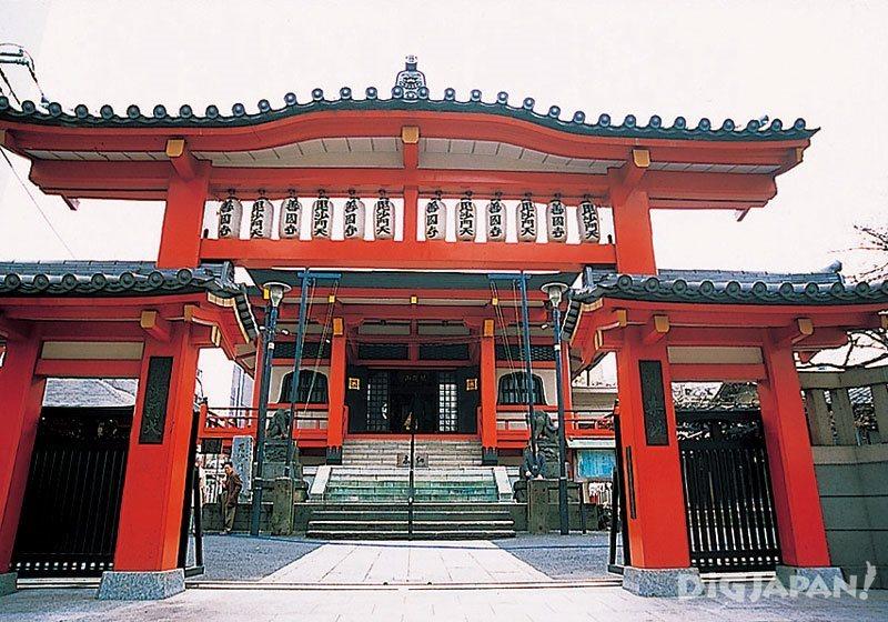 Bishamonten (Zenkoku-ji Temple)