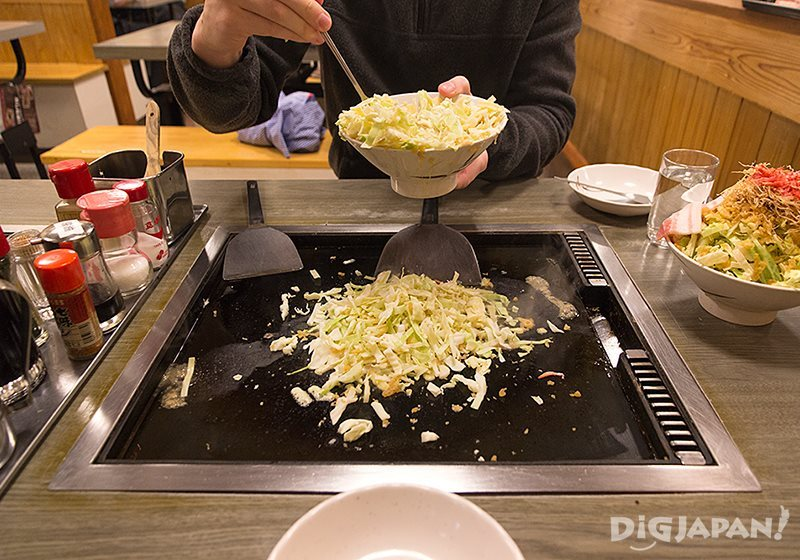 How to make monja_3