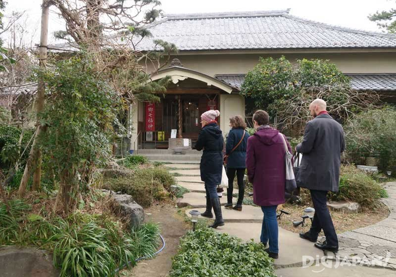 Kouo-ji Temple in Saitama