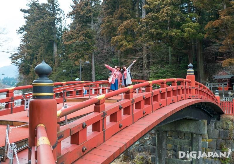 日光二荒山神社 神橋2