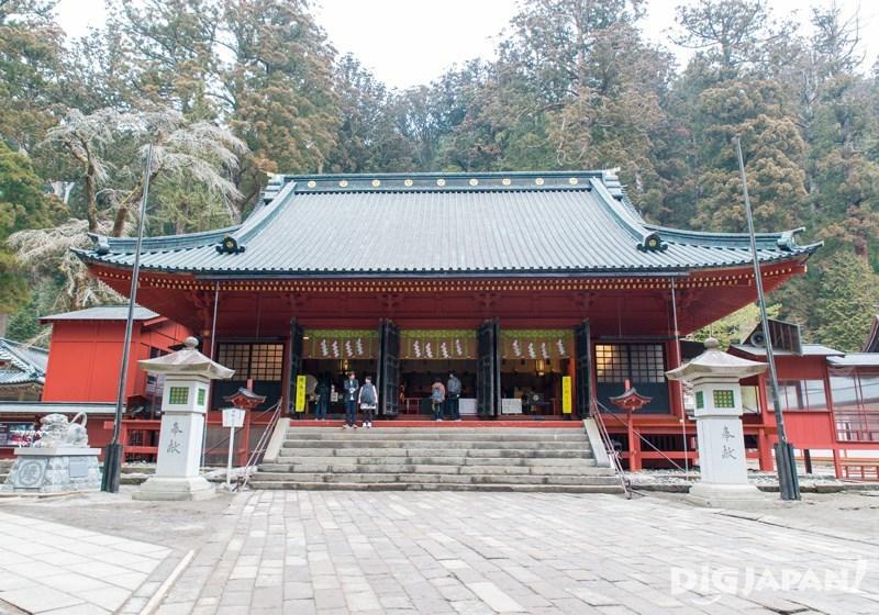 日光二荒山神社本殿