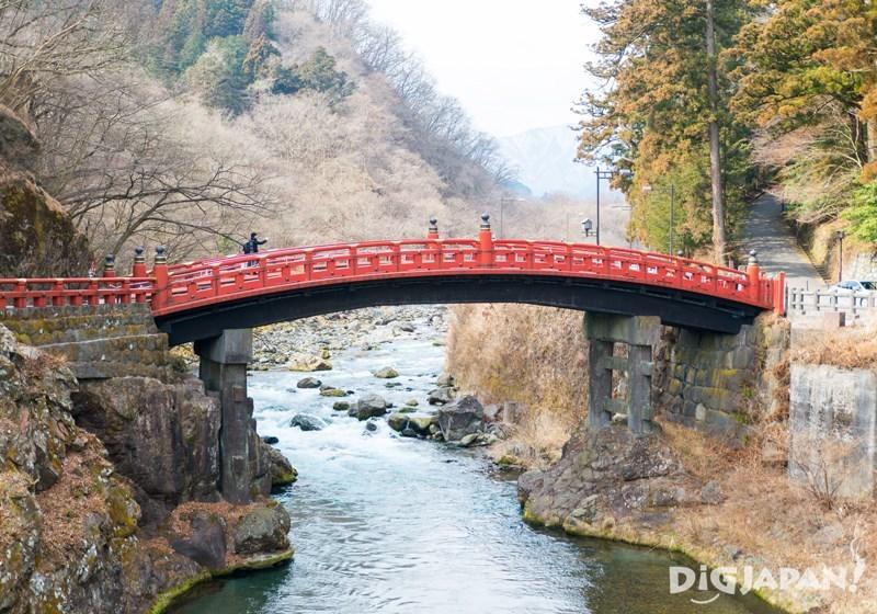 日光二荒山神社 神橋1