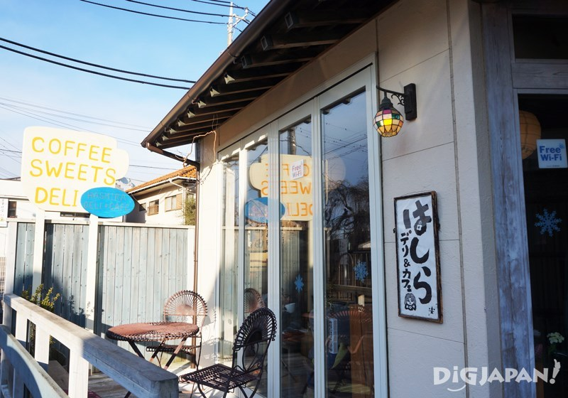 Hashira Deli&Cafe_外観