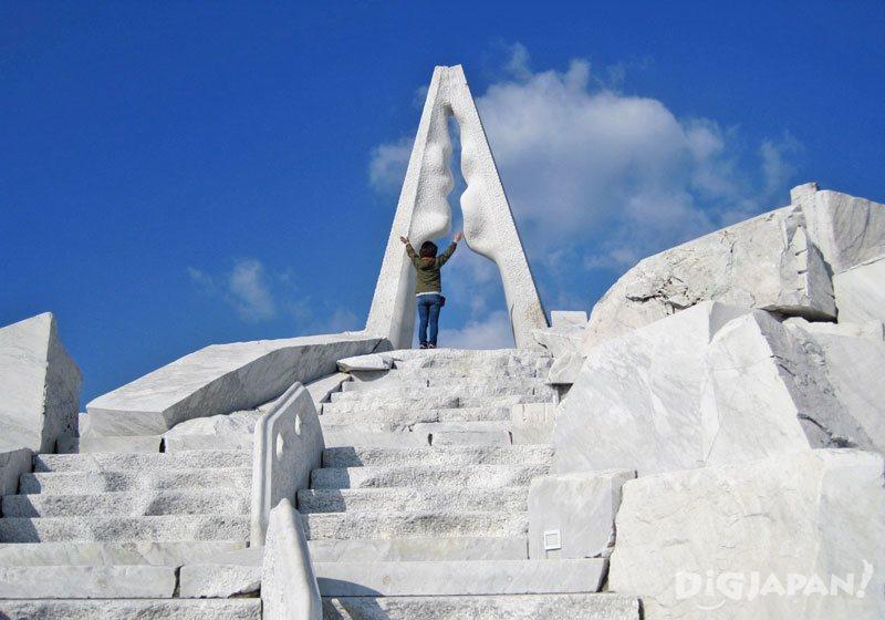 耕三寺博物館-未來心之丘2