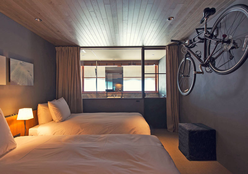 ONOMICHI U2 HOTEL CYCLE