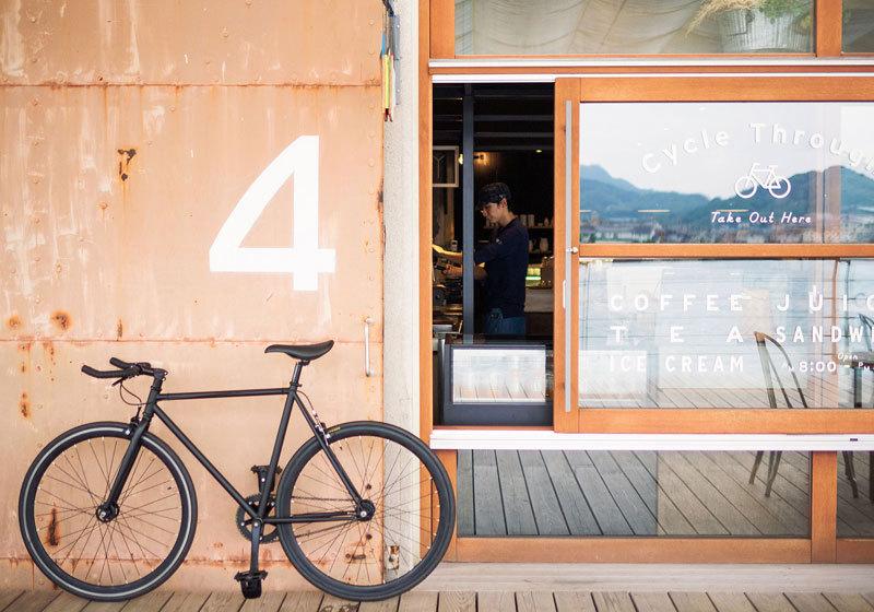 ONOMICHI U2 Yard Cafe