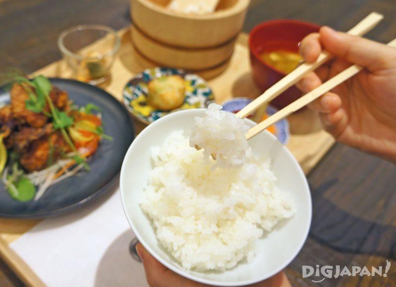 SALON GINZA SABOU_銀座茶房 午間定食2