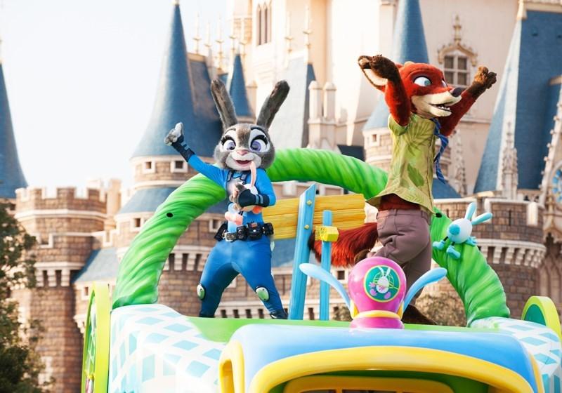 Disney Easter 2017