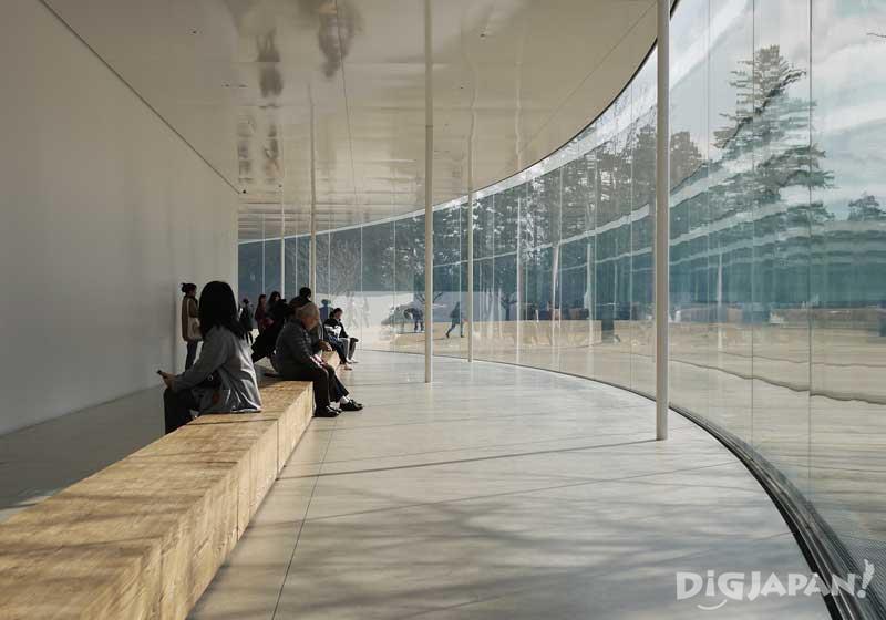 金泽21世纪美术馆内部