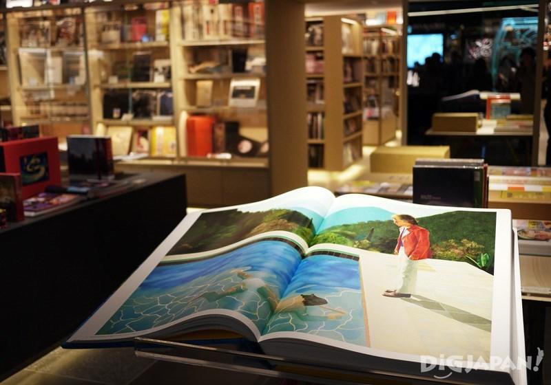 在海外被称为相扑书的BIG BOOK
