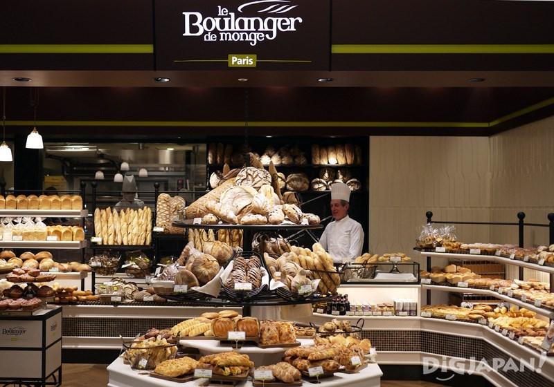 法国巴黎超有名面包店le Boulanger de monge