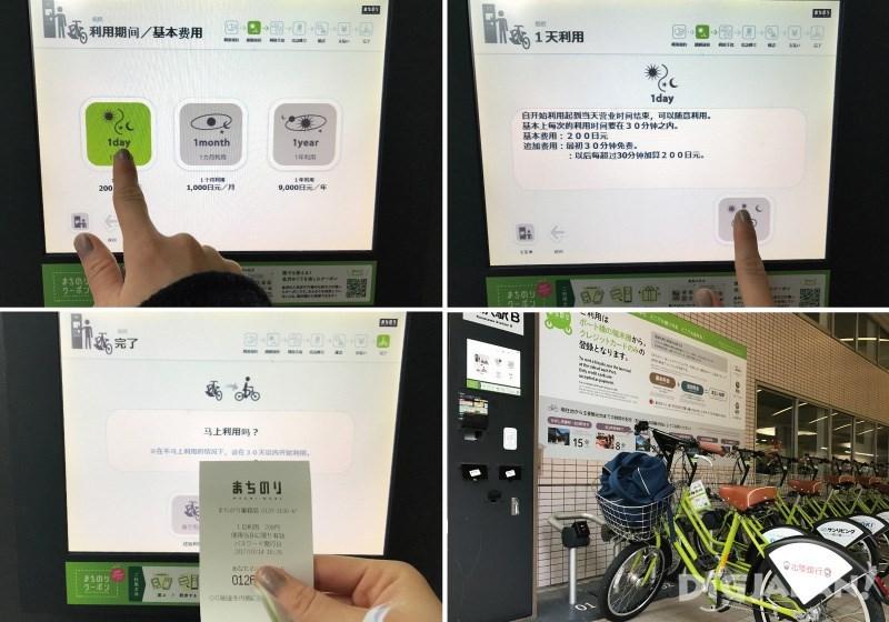 租車系統提供多語言服務