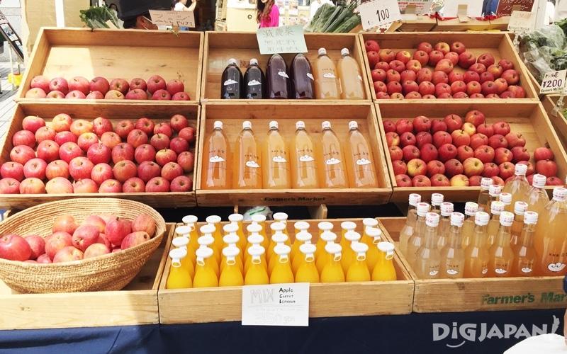 Farmer's Market蘋果蘋果汁