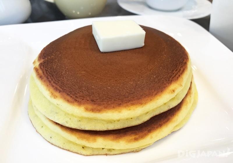 镰仓松饼(鎌倉ほっとけーき)经典松饼