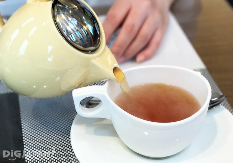 镰仓松饼(鎌倉ほっとけーき)水果茶