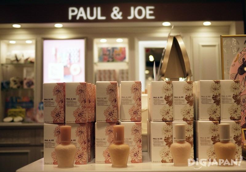 PAUL&JOE BEAUTE 糖瓷清爽防曬保濕粉底液
