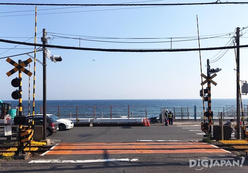 Kamakura-kokomae Station SLAM DUNK