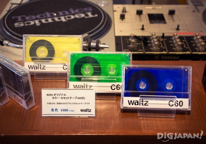 音樂卡帶専門店「Waltz」1